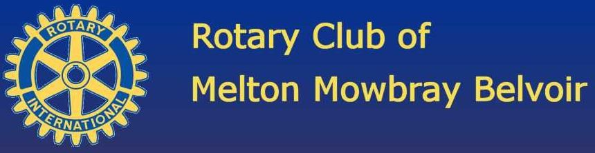 Rotary Club of Melton Mowbray Belvoir